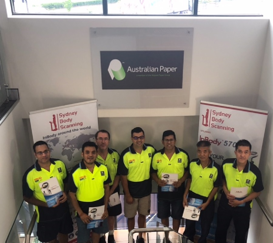 Policy into action – Latrobe employer creates healthier workplace culture