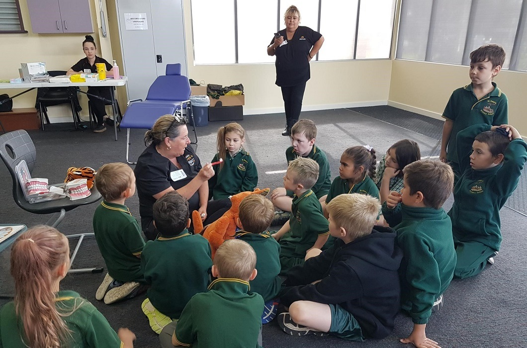Healthier smiles for Loddon Mallee Aboriginal kids
