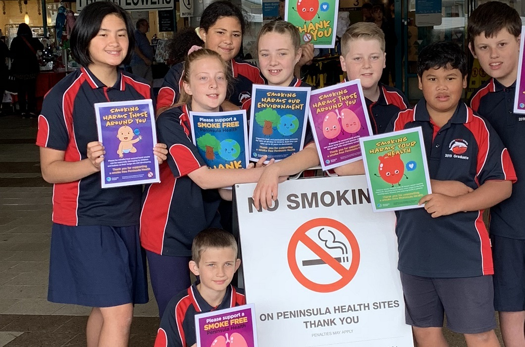 Innovative project has big impact on reducing smoking