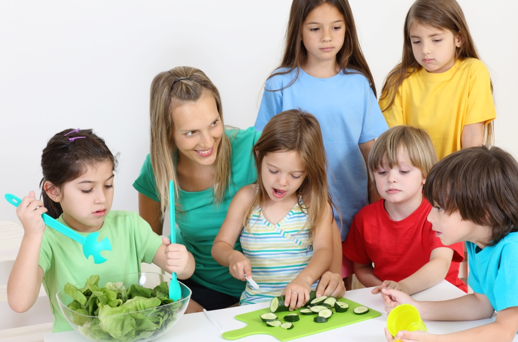 World 4 Kids OSHC creates a healthy eating revolution