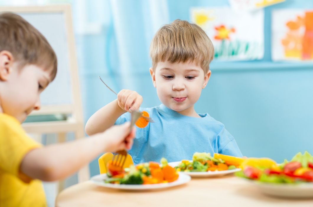 Fun and engaging ways to get 'fussy eaters' eating healthy food