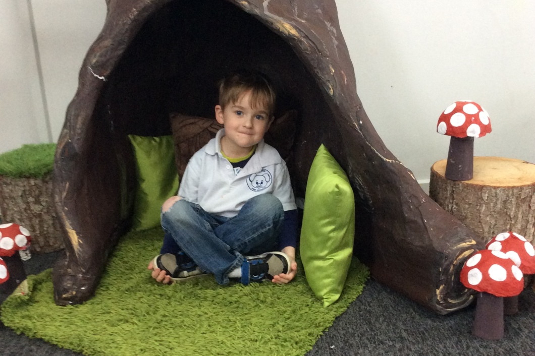 Rowan View Preschool turns over a new leaf for mental health