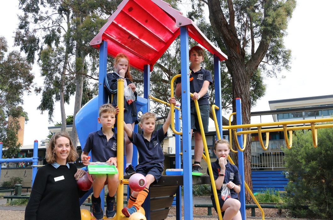 Latrobe school achieves benchmarks in all health priority areas